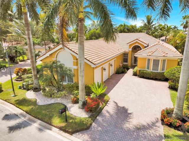 12424 NW 62nd Ct, Coral Springs, FL 33076 (MLS #A11074610) :: The Riley Smith Group