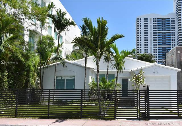 1310 Flamingo Way, Miami Beach, FL 33139 (MLS #A11074628) :: Team Citron