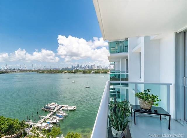 1000 West Ave #1528, Miami Beach, FL 33139 (MLS #A11074632) :: Onepath Realty - The Luis Andrew Group