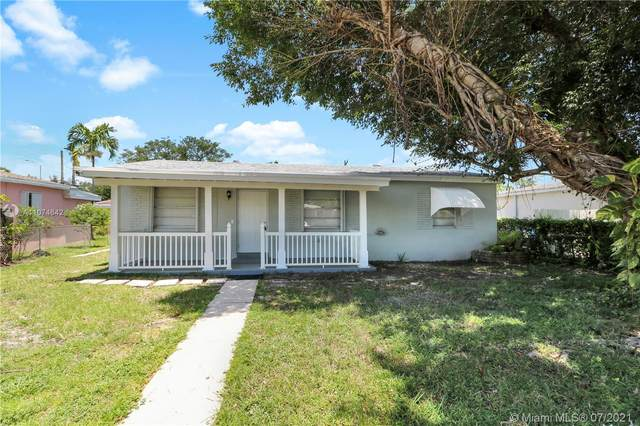 1425 NE 142nd St, North Miami, FL 33161 (MLS #A11074642) :: The Rose Harris Group
