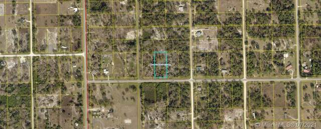 333 Camino Real Blvd, Clewiston, FL 33440 (MLS #A11074651) :: Prestige Realty Group