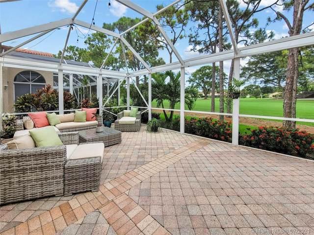 19 Via Verona, Palm Beach Gardens, FL 33418 (MLS #A11074698) :: The Paiz Group