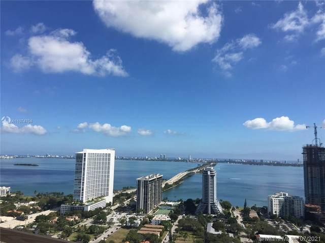 121 NE 34th St 1606A, Miami, FL 33137 (MLS #A11074704) :: Castelli Real Estate Services