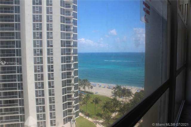 19201 Collins Ave #1027, Sunny Isles Beach, FL 33160 (MLS #A11074739) :: The Pearl Realty Group