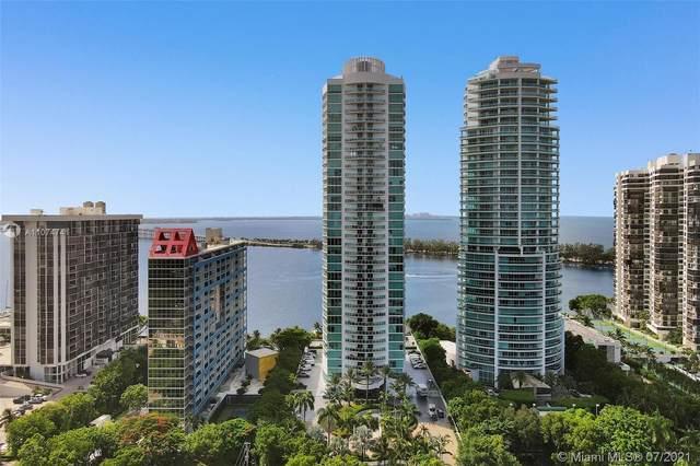 2101 Brickell Ave #3506, Miami, FL 33129 (MLS #A11074741) :: Carole Smith Real Estate Team