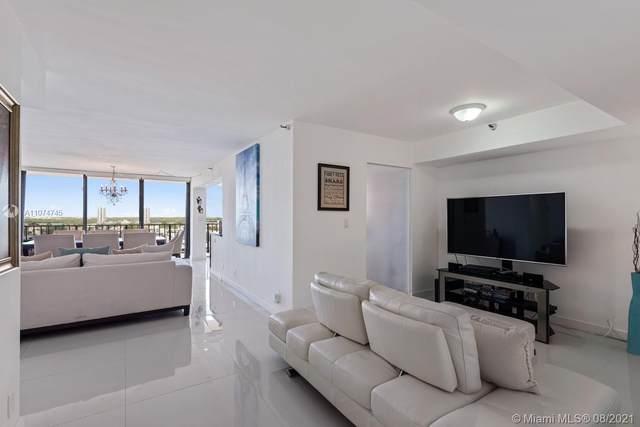 290 174th St #1201, Sunny Isles Beach, FL 33160 (MLS #A11074745) :: Berkshire Hathaway HomeServices EWM Realty
