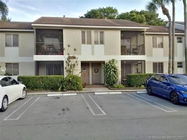 105 Gardens Dr #101, Pompano Beach, FL 33069 (#A11074750) :: Dalton Wade