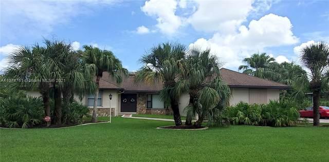 17525 SW 245th Ter, Homestead, FL 33031 (#A11074761) :: Posh Properties