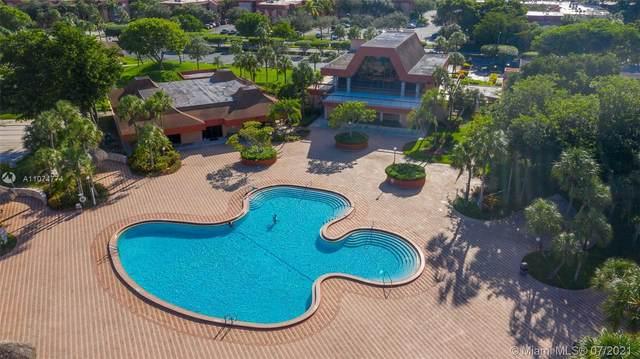 3261 Holiday Springs Blvd #408, Margate, FL 33063 (MLS #A11074774) :: Berkshire Hathaway HomeServices EWM Realty