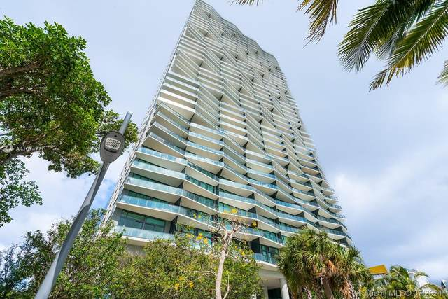 460 NE 28th St #4004, Miami, FL 33137 (MLS #A11074777) :: The Howland Group