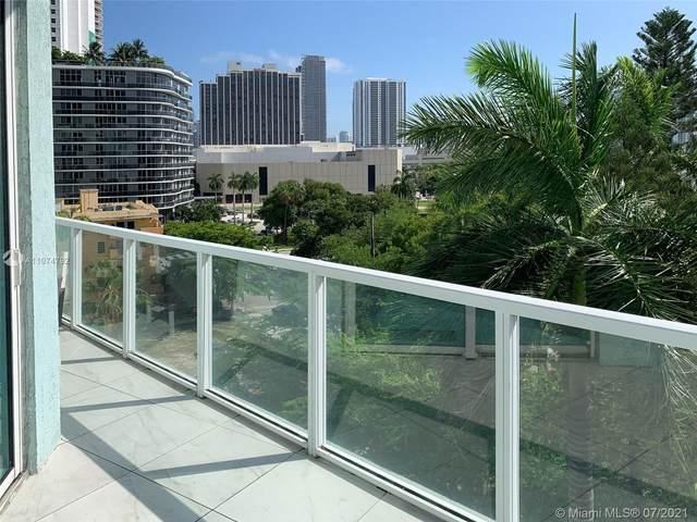 1900 N Bayshore Dr #816, Miami, FL 33132 (MLS #A11074792) :: Castelli Real Estate Services