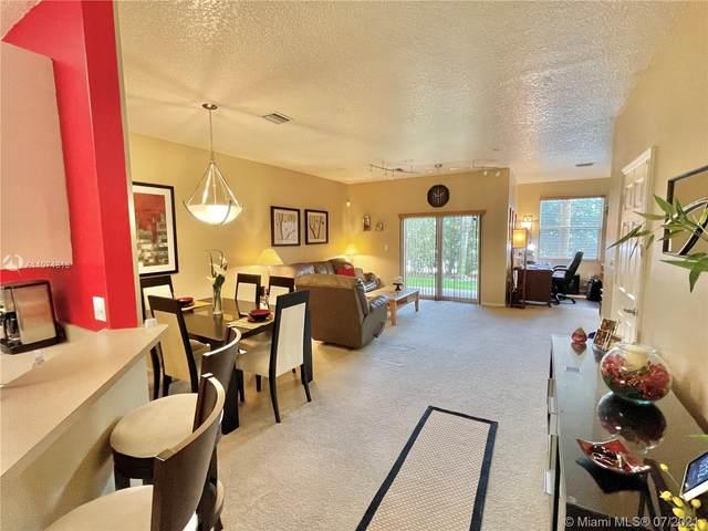 2948 Crestwood Ter #8102, Margate, FL 33063 (MLS #A11074818) :: Carole Smith Real Estate Team