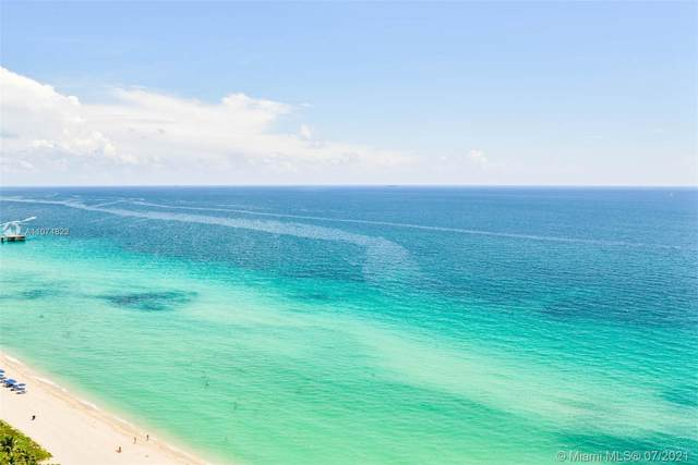 15901 Collins Ave #2003, Sunny Isles Beach, FL 33160 (MLS #A11074822) :: The MPH Team