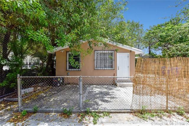 161 1/2 NW 30th St, Miami, FL 33127 (MLS #A11074825) :: The Teri Arbogast Team at Keller Williams Partners SW