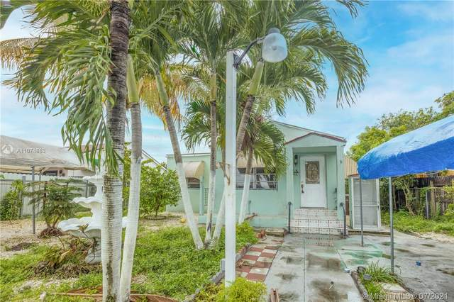 466 SE 1st St, Hialeah, FL 33010 (MLS #A11074863) :: Onepath Realty - The Luis Andrew Group