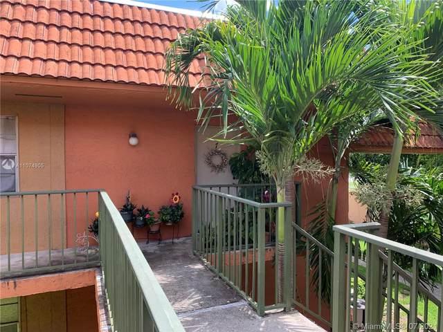 7051 SW 129th Ave #7, Miami, FL 33183 (#A11074905) :: Dalton Wade