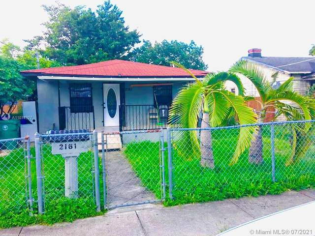 2161 NW 19th St, Miami, FL 33125 (MLS #A11074927) :: Green Realty Properties