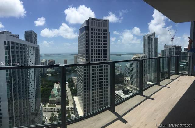 68 SE 6th St #3411, Miami, FL 33131 (MLS #A11074995) :: The Jack Coden Group