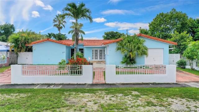 331 East Dr, Miami Springs, FL 33166 (MLS #A11075015) :: Natalia Pyrig Elite Team | Charles Rutenberg Realty