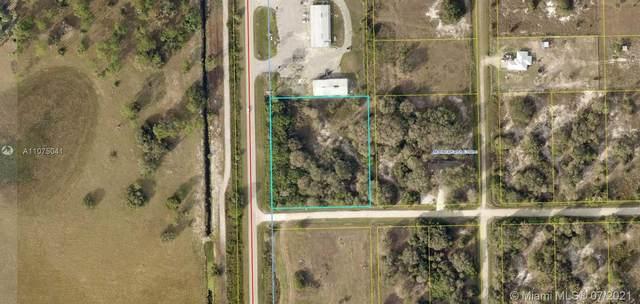 103 Avenida Del Centro, Clewiston, FL 33440 (MLS #A11075041) :: Prestige Realty Group