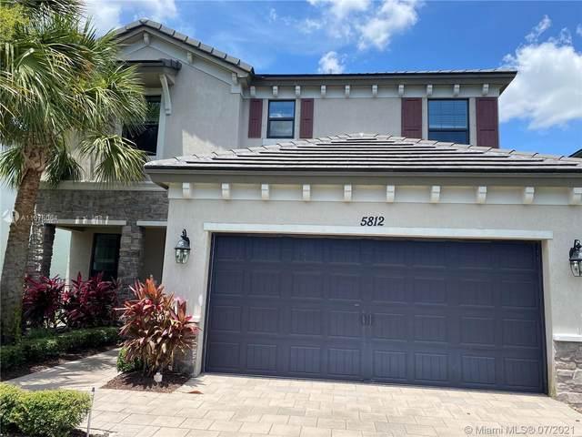5812 Sandbirch Way, Lake Worth, FL 33463 (MLS #A11075064) :: The Paiz Group