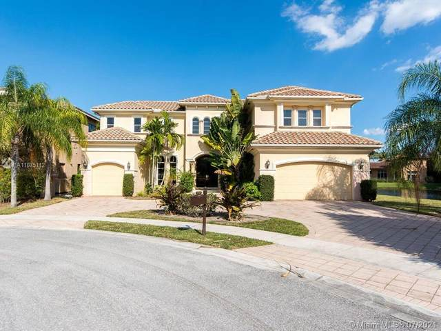 17525 Circle Pond Ct, Boca Raton, FL 33496 (MLS #A11075112) :: The Rose Harris Group