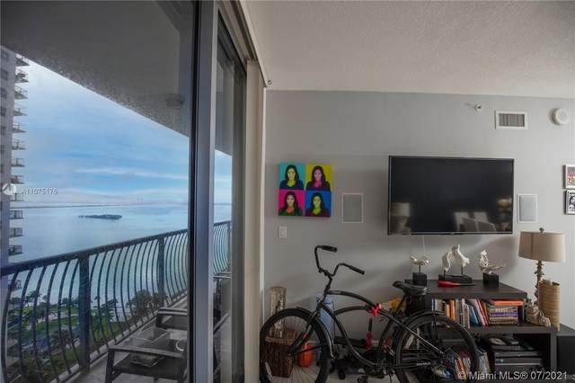1750 N Bayshore Dr #2405, Miami, FL 33132 (MLS #A11075176) :: Castelli Real Estate Services