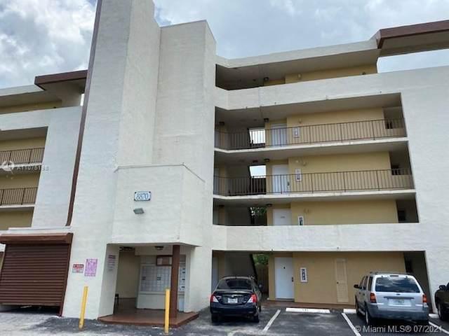 8870 Fontainebleau Blvd #309, Miami, FL 33172 (#A11075198) :: Dalton Wade