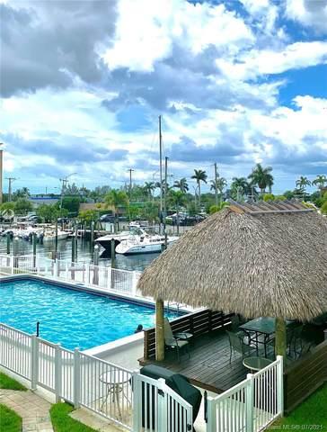 841 SE 22nd Ave #7, Pompano Beach, FL 33062 (MLS #A11075200) :: Carole Smith Real Estate Team
