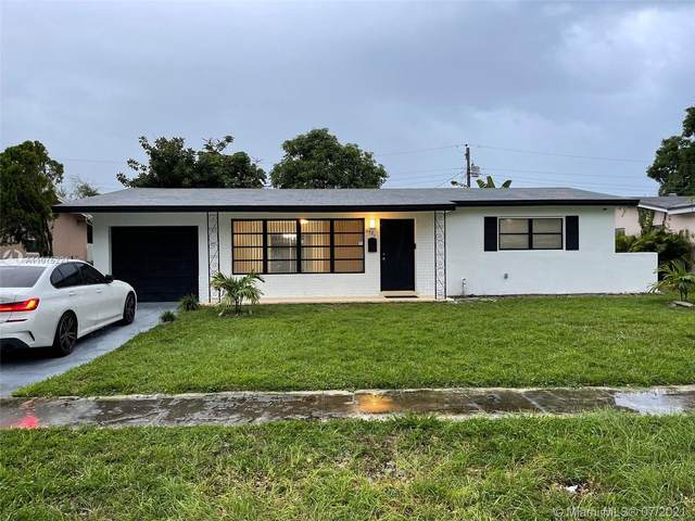 6521 NW 21st St, Sunrise, FL 33313 (MLS #A11075221) :: The Howland Group