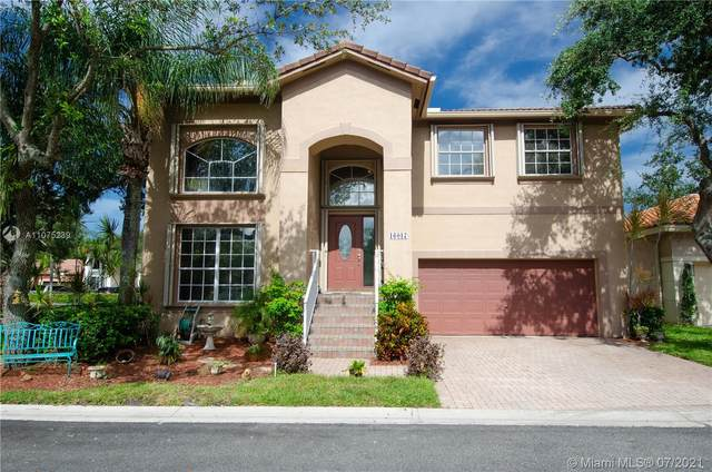 16017 Opal Creek Dr, Weston, FL 33331 (MLS #A11075239) :: Castelli Real Estate Services