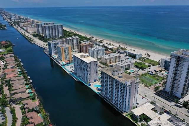 1600 S Ocean Dr 12H, Hollywood, FL 33019 (MLS #A11075240) :: Douglas Elliman