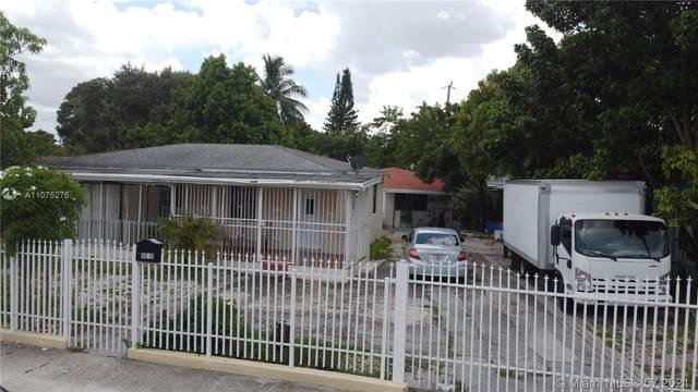 8810 NW 32nd Ct, Miami, FL 33147 (MLS #A11075275) :: Douglas Elliman