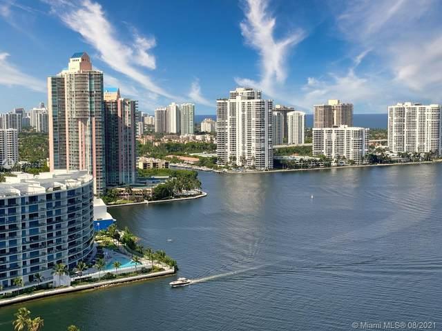 3301 NE 183rd St #2706, Aventura, FL 33160 (MLS #A11075282) :: Berkshire Hathaway HomeServices EWM Realty