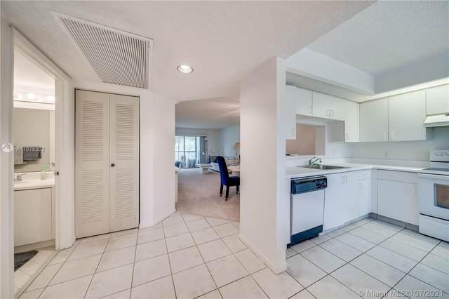 13455 SW 16th Ct 213F, Pembroke Pines, FL 33027 (MLS #A11075303) :: Castelli Real Estate Services