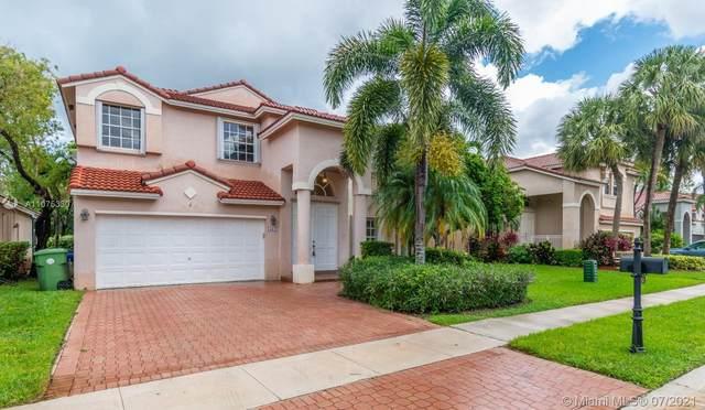 15641 SW 16th St, Pembroke Pines, FL 33027 (MLS #A11075330) :: Douglas Elliman