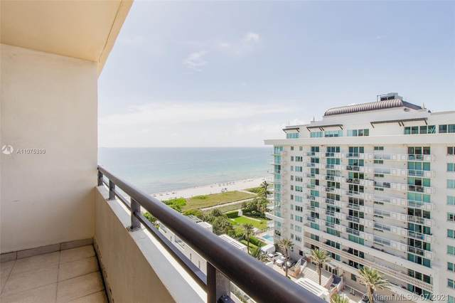 9511 Collins Ave #1208, Surfside, FL 33154 (MLS #A11075399) :: The Jack Coden Group