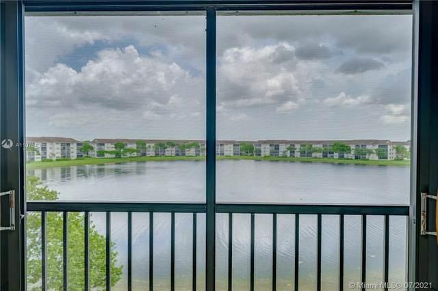 601 SW 141st Ave 403P, Pembroke Pines, FL 33027 (#A11075431) :: Dalton Wade