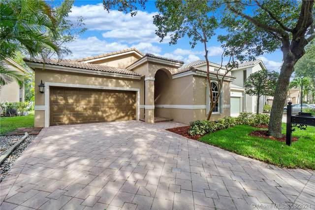 1188 NW 117th Ave, Coral Springs, FL 33071 (MLS #A11075443) :: Douglas Elliman