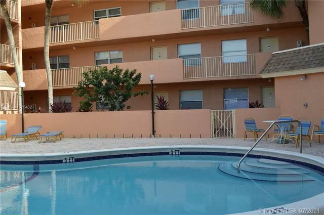 3110 N Pine Island Rd #106, Sunrise, FL 33351 (MLS #A11075482) :: Patty Accorto Team