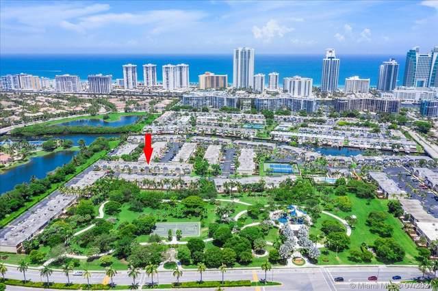 942 NE 24th Ave #184, Hallandale Beach, FL 33009 (MLS #A11075495) :: Dalton Wade Real Estate Group