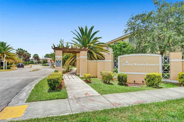 14012 SW 260th St #102, Homestead, FL 33032 (MLS #A11075506) :: Castelli Real Estate Services