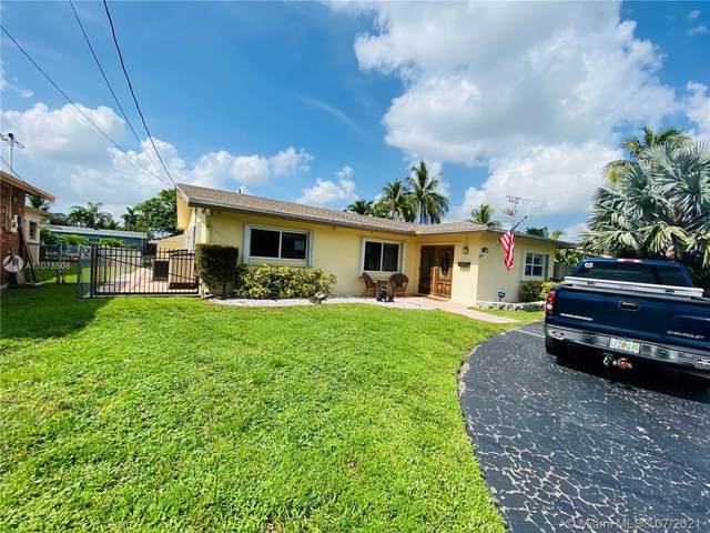 1778 NW 38th St, Oakland Park, FL 33309 (MLS #A11075508) :: Carole Smith Real Estate Team