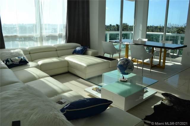 7900 Harbor Island Dr #813, North Bay Village, FL 33141 (MLS #A11075522) :: Carole Smith Real Estate Team
