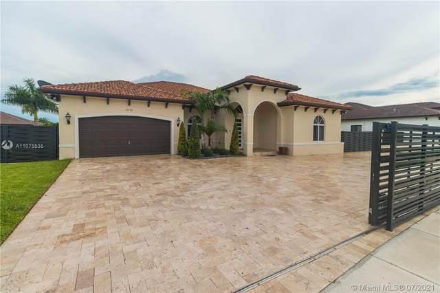 13130 SW 208th St, Miami, FL 33177 (MLS #A11075535) :: Douglas Elliman