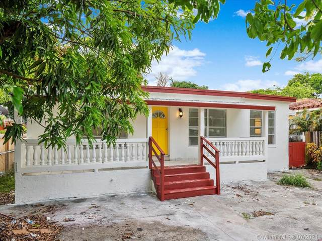 844 NW 115th St, Miami, FL 33168 (MLS #A11075551) :: The Rose Harris Group
