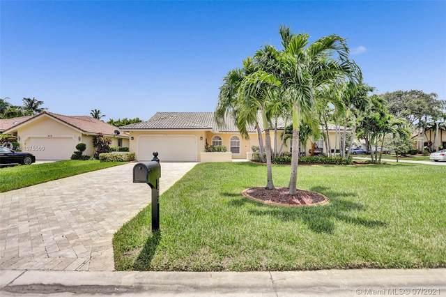 Coral Springs, FL 33071 :: Re/Max PowerPro Realty