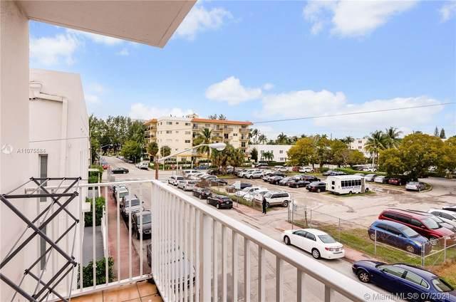 1420 Pennsylvania Ave #303, Miami Beach, FL 33139 (MLS #A11075584) :: The Riley Smith Group