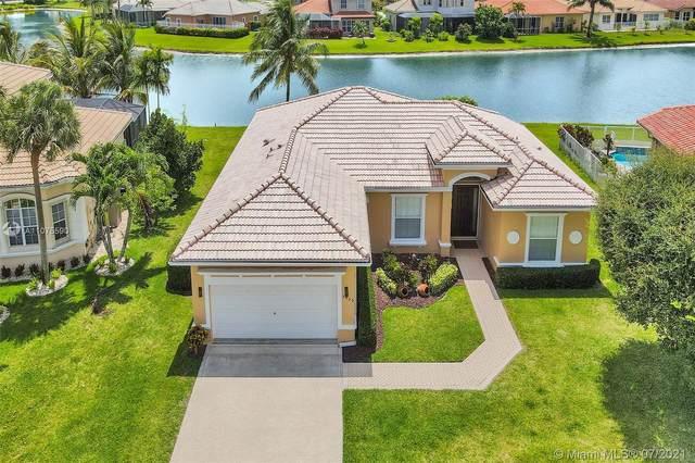 3455 Harness Cir, Lake Worth, FL 33449 (MLS #A11075590) :: Re/Max PowerPro Realty