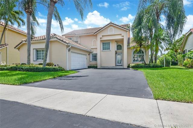 653 Spinnaker, Weston, FL 33326 (MLS #A11075646) :: All Florida Home Team